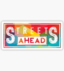 Community: Streets Ahead Sticker