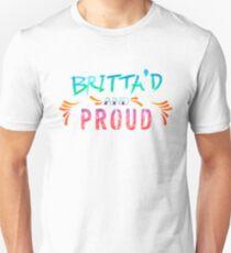 Community: Britta'd & Proud T-Shirt