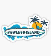 Pawleys Island - South Carolina.  Sticker
