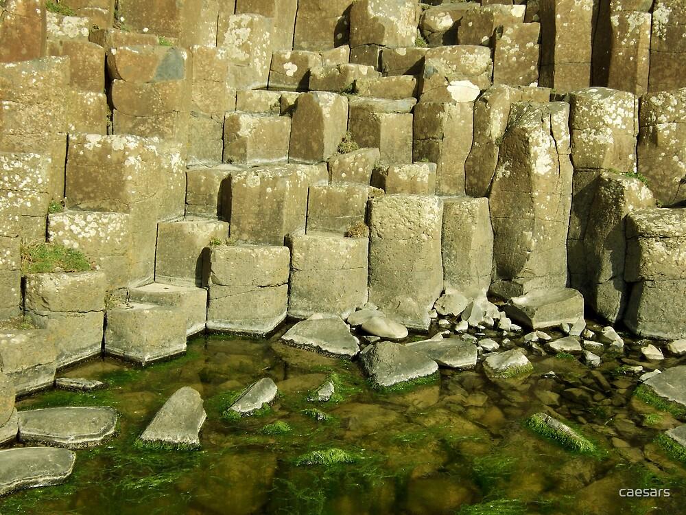 Giant's Causeway, Northern Ireland by caesars