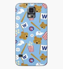 Chicago Cub Champs Case/Skin for Samsung Galaxy