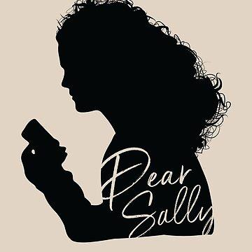 Dear Sally (Black Version) by 4everYA