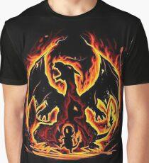 Fire Evolution Graphic T-Shirt
