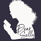Dear Sally (White Version) by 4everYA