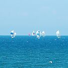 Sailing Away by Tina Longwell