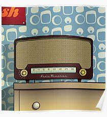 Radio Memories Poster