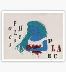 Hopeless pLAce,  Sticker