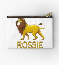 Rossie Lion Drawstring Bags Studio Pouch