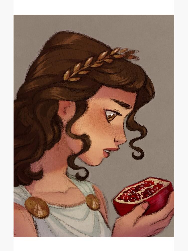 Persephone by EliseBrave