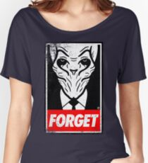 Obey The Silence Women's Relaxed Fit T-Shirt