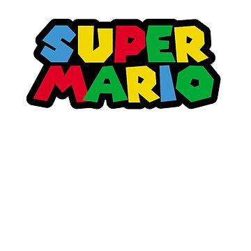 Mario by alexonboard