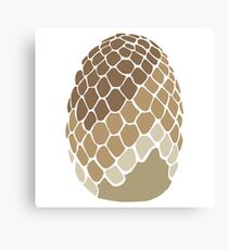 Viserion's Egg Canvas Print