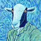 Vincent van Goat by Katie Clark
