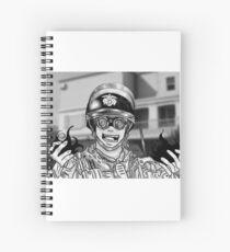 Thermite Spiral Notebook