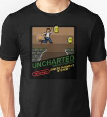 NEStalgia: Uncharted: Drake's Fortune T-Shirt