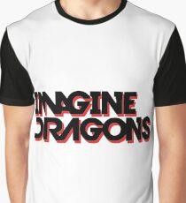 Dragons Imaginary Graphic T-Shirt