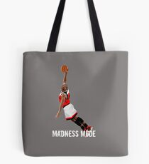 March Madness basketball mode  Tote Bag