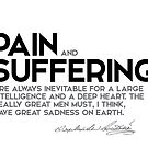 pain and suffering - fyodor dostoevsky by razvandrc