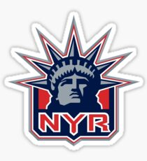 NEW YORK RANGERS HOCKEY Sticker