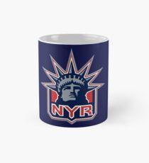NEW YORK RANGERS HOCKEY Mug