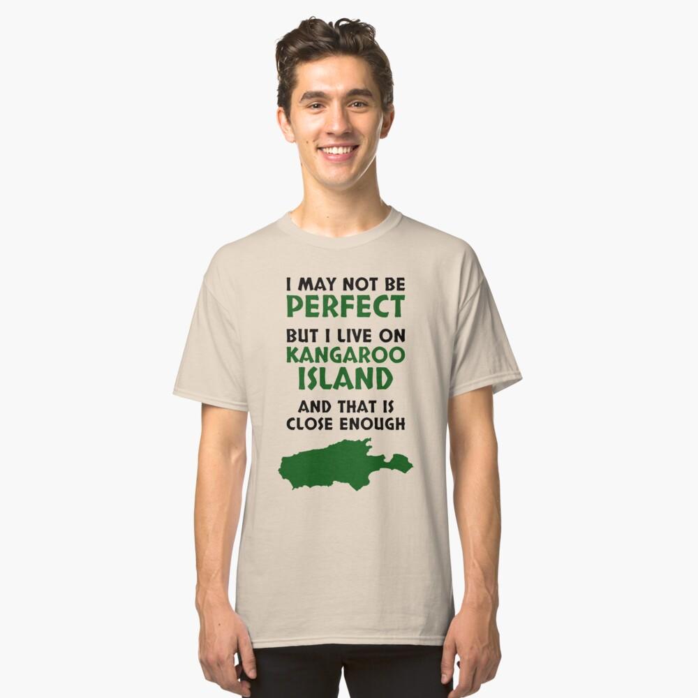 Perfect KI Classic T-Shirt Front