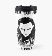 Wanted Loki Travel Mug