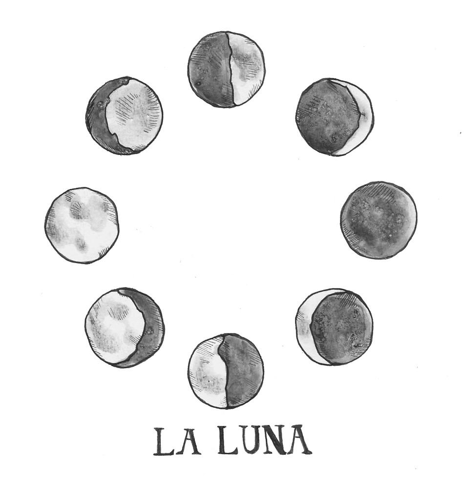 La Luna by Sara Wilson