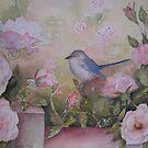 Spring Garden by Susan Moss