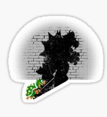 Becoming a Legend - Bowser Sticker