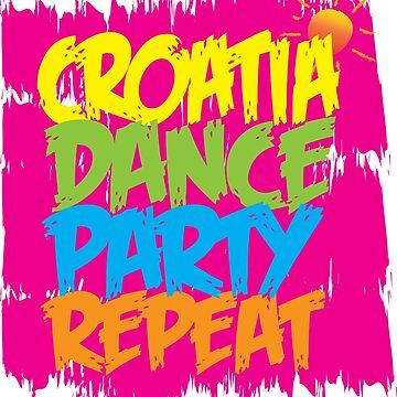CROATIA - DANCE, PARTY, REPEAT! by TommyRegan