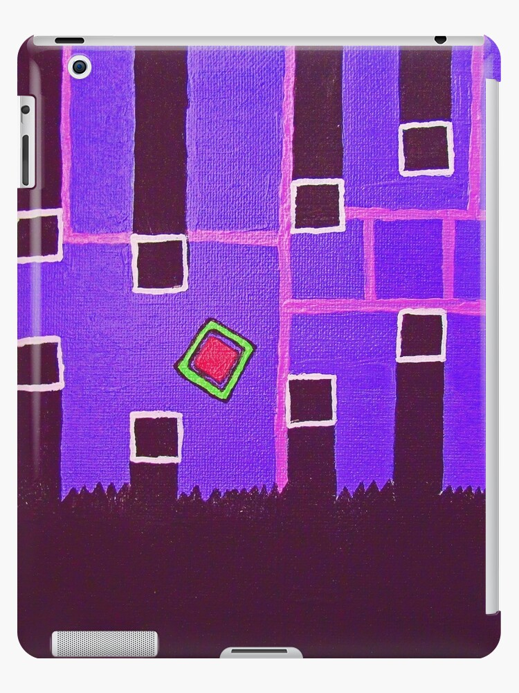 'Jumper' iPad Case/Skin by Reid Hall