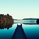 Düsteres Dock von josemanuelerre