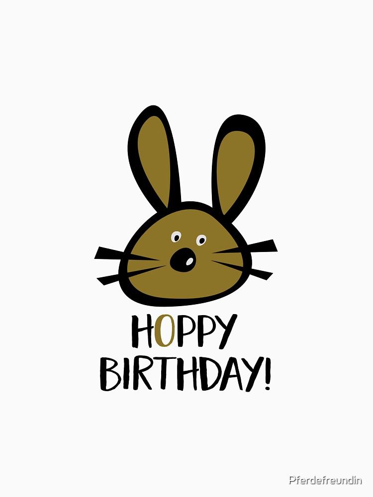 Hoppy Birthday by Pferdefreundin