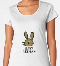 Hoppy Birthday Women's Premium T-Shirt