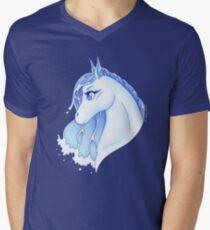 Nadi hippocamp - spirit of water Men's V-Neck T-Shirt