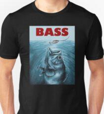 Funny Bass Fishing T Shirt | Largemouth Bass Fishing Tee Shirt Gifts Unisex T-Shirt