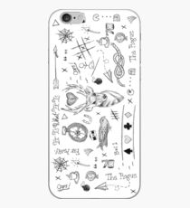 Louis Tomlinson Tattoos iPhone-Hülle & Cover