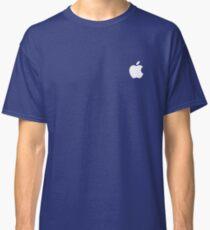 Apple Logo White Classic T-Shirt