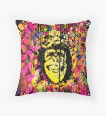 Cheeky Monkey Merchandise Collection by Dusty O Throw Pillow