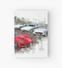 706fc2a59d Corvette Hardcover Journals
