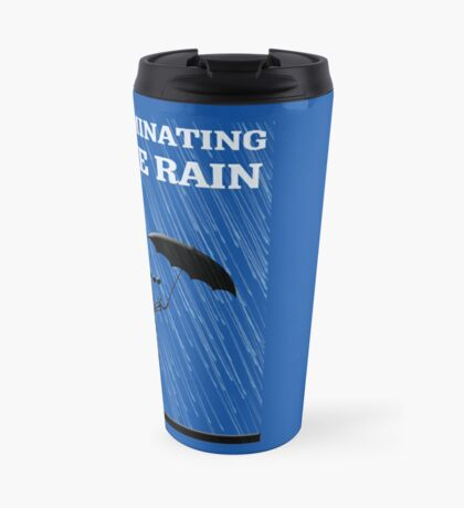 MusiKill in the Rain Travel Mug