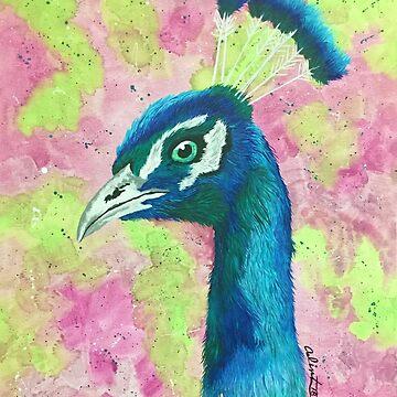 Peacock by Alinton12
