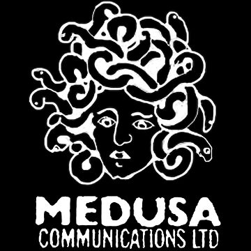 MEDUSA Video VHS logo (White Variant)  by LaTerruer