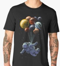 Space Travel Men's Premium T-Shirt