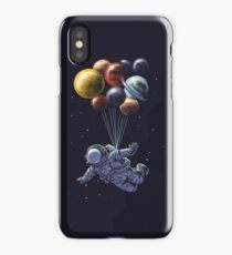 Space Travel iPhone X Case