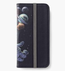 Space Travel iPhone Wallet/Case/Skin