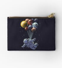 Space Travel Studio Pouch