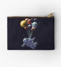 Space Travel Zipper Pouch