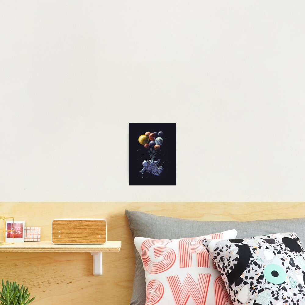 Space Travel Photographic Print