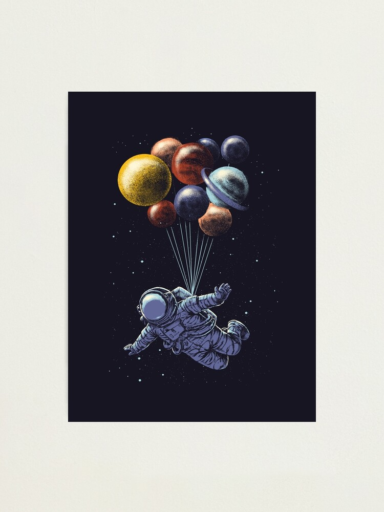 Alternate view of Space Travel Photographic Print